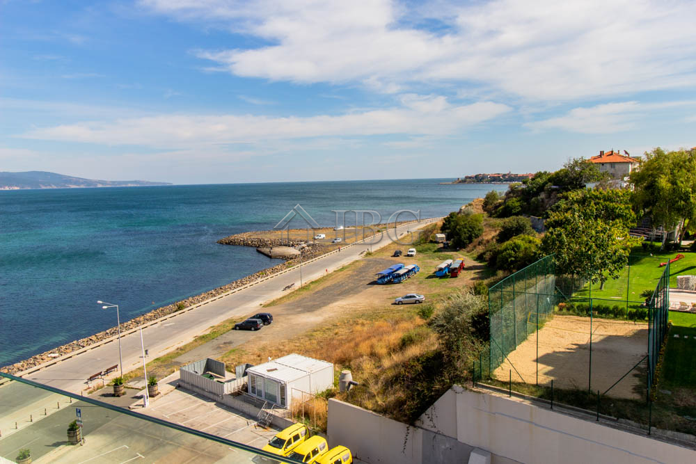 1-bedroom apartment with Frontal Sea View in Apart Hotel Paradiso ****, Nessebar