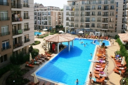 For Sale Properties in Complex Sunny Beach