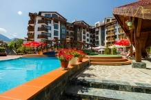 Furnished 1-bedroom apartment in Belvedere Bansko