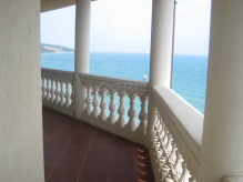 Beachfront 1-bedroom apartment, Elenite