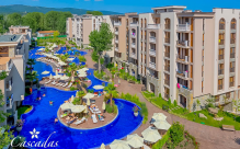 1-Bedroom apartment in Cascadas, Sunny Beach